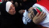 İşgalci rejim Filistinli şehitlerin naaşlarını ailelerine vermiyor