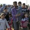 Almanya'ya 1 milyondan fazla mülteci girdi
