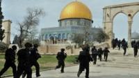 Siyonistler'in Filistinliler'e saldırıları sürüyor