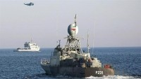 İran deniz filo grubu, ortak tatbikat için Umman'a sevkedildi