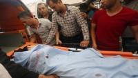 Siyonisler Filistinli bir genci şehit etti