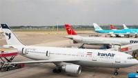 Fransa İran uçaklarına yakıt ambargosunu kaldırdı