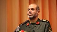 General Vahidi: IŞİD Orta Asya'ya yerleşiyor