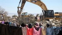 Siyonist İsrail 6 haftada 404 Filistinliyi yerlerinden etti