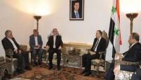 Suriye Meclis Başkanı: Suriye'de savaş çığırtkanlığı yapan yönetimler kesin olarak günün birinde cezalandırılacak