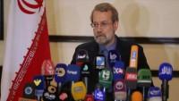 İran Meclis Başkanı: Amerikalılar lafazanlıkla kendi rakiplerini etkisiz kılmaya çalışıyorlar