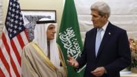 Büyük Şeytan, Yemen'de Suudi rejiminin cinayetlerine destek veriyor