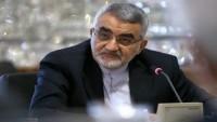 Burucerdi: Batı, Siyonist rejimin güvenliğini temin etme peşindedir