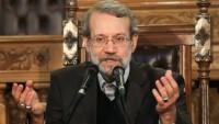 Laricani: İran pratikte terörizmle mücadeleye girmiştir