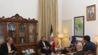 Tahran'da Suriye gelişmeleri masaya yatırıldı
