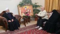 Ruhani: şehit ailelerinin iman ve fedakarlığı, İran halkı için onur kaynağı