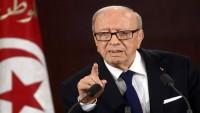 Tunus cumhurbaşkanı Lübnan Hizbullahına destek verdi