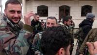Suriye'nin batısında yeni bölgeler kurtarıldı