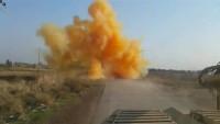 Azerbaycan Cumhuriyeti'nde patlama oldu