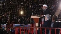 Ruhani: Hükümetin çabası, İran korkusunu, İran övgüsüne dönüştürmekti