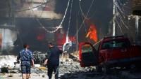 Irak'ta meydana gelen patlamada 15 kişi öldü