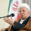 Rafsancani: İran'ın füze sanayisi tamamen savunma amaçlıdır