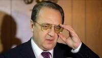 İran ve Rusya arasında Suriye buhranı görüşmeleri sürüyor