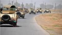 Irak'ın batısında yer alan es-Secariye bölgesi kurtarıldı