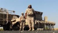 Yemen birlikleri, Suudi mevzilerine füze yağdırdı