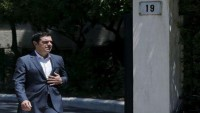 Yunanistan başbakanı İran'ın İsfahan kentine gitti