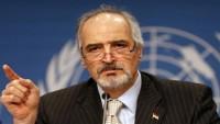 Suriye Arabistan'ın doğusuna uluslararası güç gönderilmesini istedi