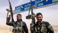 Suriye Ordusu Homs kırsalının güneydoğusu Karyeteyn Kenti civarlarında başarıyla ilerliyor