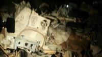 Şiraz'da düşen ambulans helikopter kazasında ölü sayısı arttı