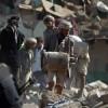 Ensarullah: Suudi Arabistan, pazar yerine saldırmakla savaş suçu işledi