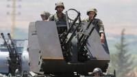 Lübnan ordusu, IŞİD terör örgütünün mevziilerini hedef aldı
