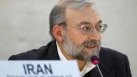 İran yargı gücü insan hakları sekreteri: Ahmet Şehidin raporu gerekçesizdir