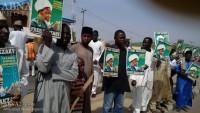 Nijerya halkı, liderleri Şeyh Zakzaki'yi yalnız bırakmıyor