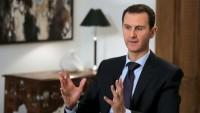 Esad: Ne Rusya'nın desteği öncesinde ne de sonrasında kesinlikle tutumumuz değişmedi