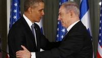 Netanyanu Amerika'nın ırkçı İsrail'e yardımlarından dolayı Obama'ya teşekkür etti