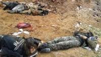 Bağdat ve çevresinde 13 IŞİD mensubu terörist daha öldürüldü