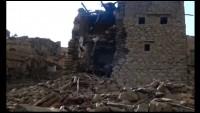Arabistan askeri üssü Yemen ordusunca hedef alındı