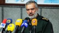 Amiral Fedevi: İslam İnkılabı Muhafızları'nın savunma gücü artmaktadır
