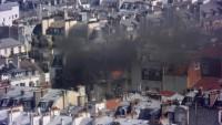 Paris'te patlama: 4'ü ağır 20 yaralı