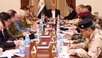 Irak'ta milli güvenlik konseyi toplantısı yapıldı