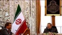 """""""Avrupa ülkelerinin İran'da enerji alanında yatırım yapmaları uygun bir yatırım olur"""""""