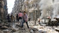 Suriye: Teröristler ve işverenleri olan Türkiye ve Suudi Arabistan'ın bu saldırıları tamamen bir insanlık suçudur