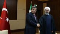 Ruhani, İran-Türkiye ilişkilerinin geliştirilmesine vurgu yaptı