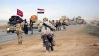 Irak'ta el-Beşir bölgesini kurtarma operasyonu başladı