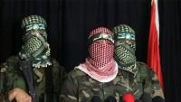Filistinli Mücahitler, Siyonist İsrail'in Saldırılarına Cevap Verdiler