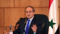 Suriye Dışişleri Bakanı: Amerika Suriye'nin düşmanıdır