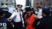 Washington'da protestocu 400 kişi gözaltına alındı
