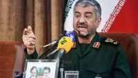 Askeri tehdit; İran düşmanlarına çok ağıra patlar