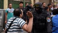 Genel eylemler eşiğinde mısır'da onlarca gazeteci gözaltına alındı