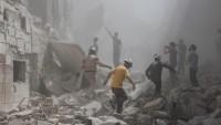 Suriye Ordusu: Teröristler sivilleri hedef alıp, orduyu suçlu göstermeye çalışıyor