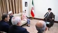 Güney Kore Cumhurbaşkanı'nın Tahran ziyareti